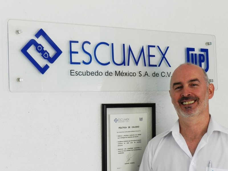 Nou director gerent d'Escumex